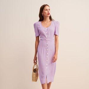 Rouge Mathilda dress FR 34